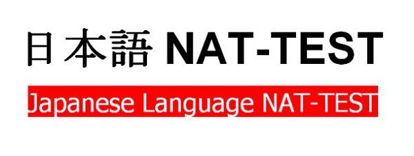 Lịch thi Nat-test năm 2018