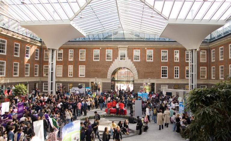 Đại học Middlesex ngôi trường xếp thứ 2 toàn Anh Quốc