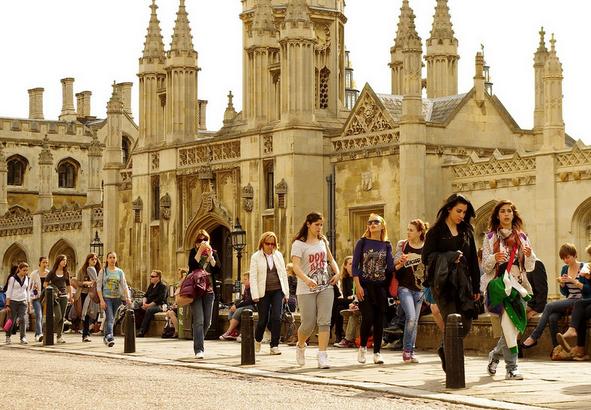 Du học Anh King's College – đại học nghiên cứu hàng đầu thế giới
