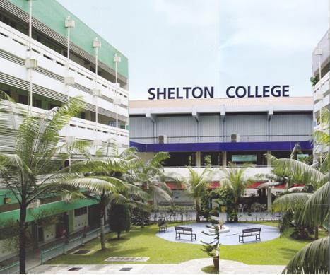 Trường cao đẳng quốc tế SHELTON Singapo