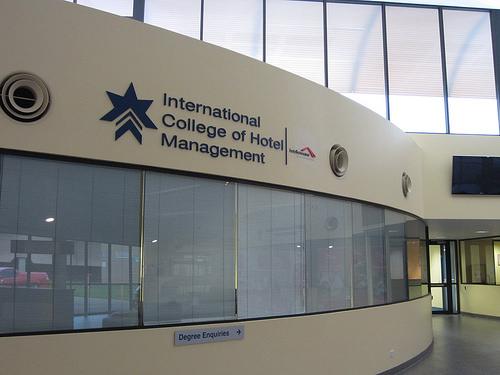 Trường Quản lý khách sạn quốc tế ICHM