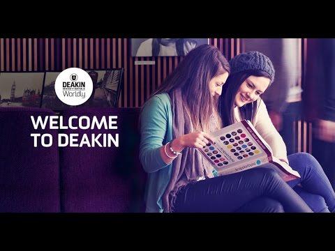 Học bổng trường cao đẳng Deakin, Australia năm 2018