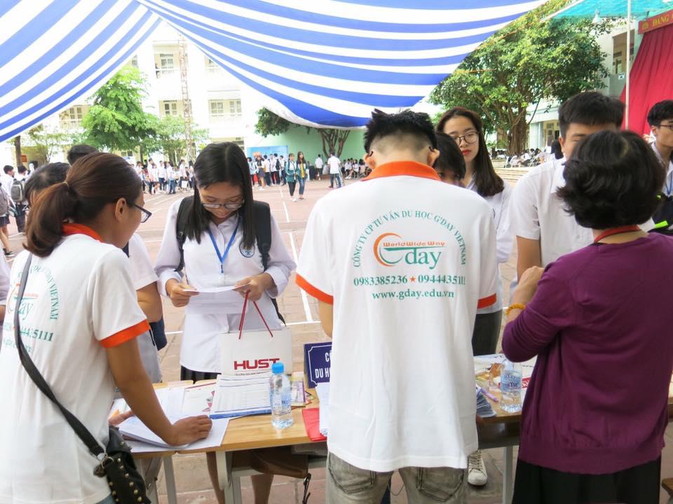 G'DAY VIETNAM_Ngày hội tư vân tuyển sinh